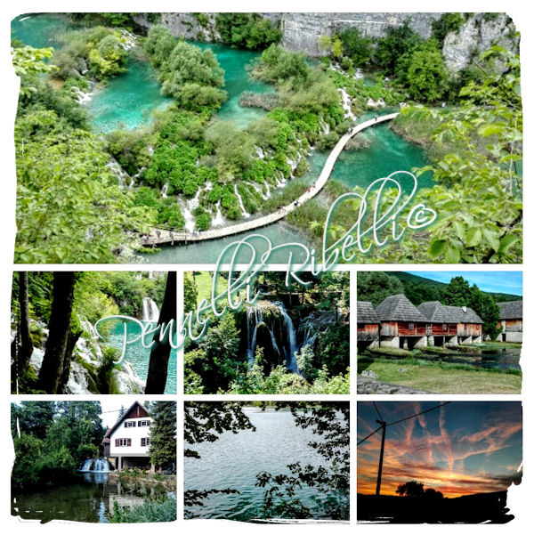 CollagePlitvice